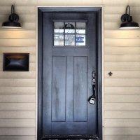drzwi z okienkiem